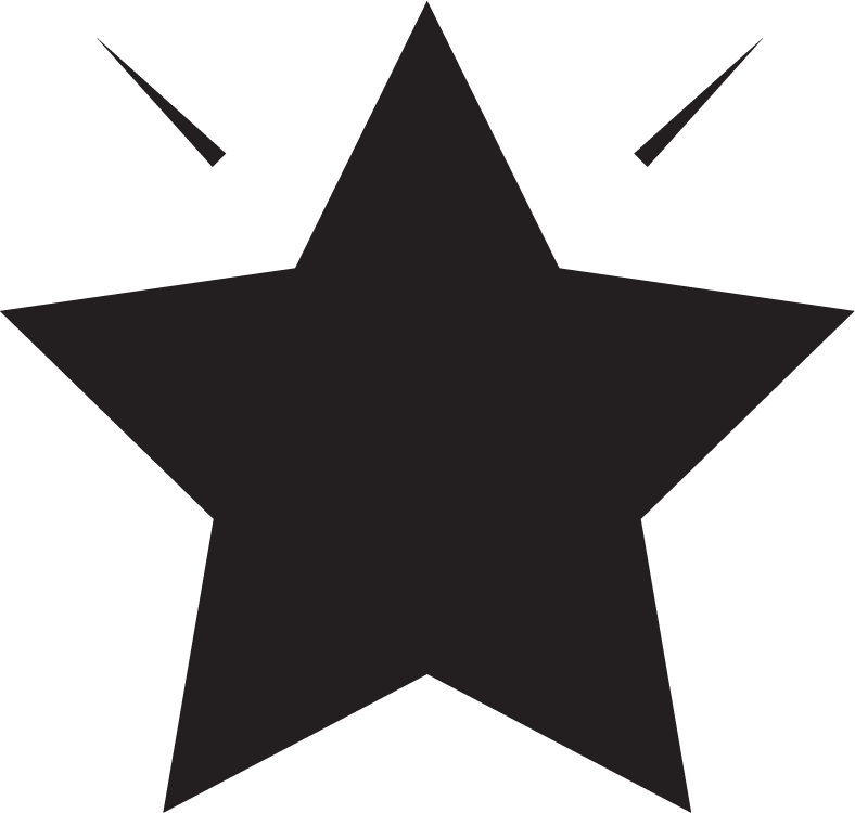 Star icon showing revive panel's customer service